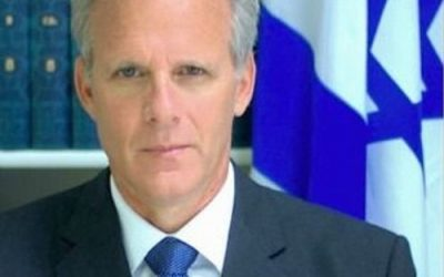 """Is America Still an """"Ally""""? With Amb. Michael Oren"""