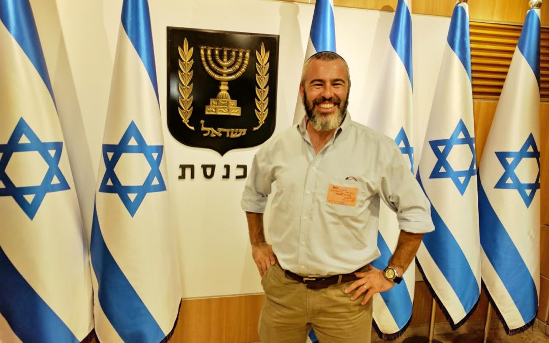 Zehut party candidate: 'More Zionism, Less Cynicism'