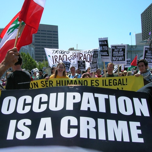 The Occupation Accusation
