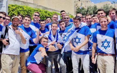 An Israeli Sword Dance?