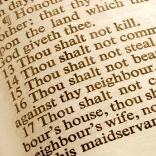 Thou Shalt Tune In