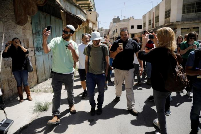 Settlement tours: a new frontline in Israel's ideological conflict